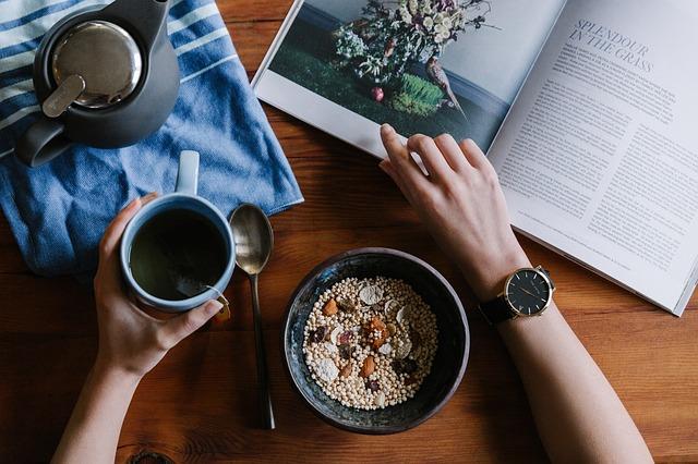snídanš