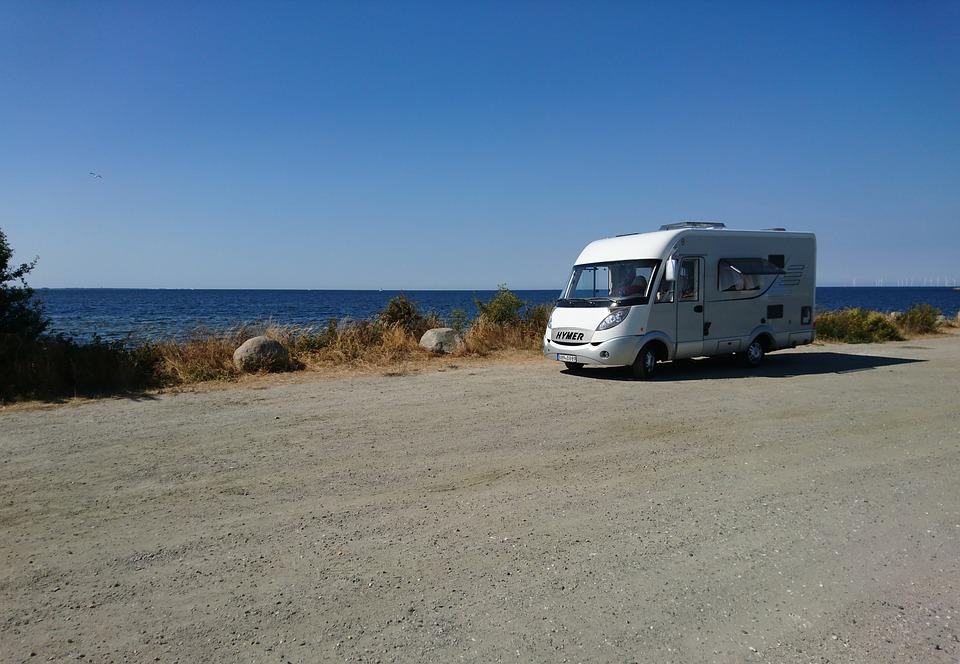 karavan, cestovanie